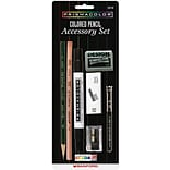 Sanford® 7 Piece Colored Pencil Accessory Set