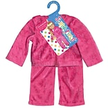 Fibre Craft® Springfield Collection® Velour Sweatsuit For 18 Dolls, Pink