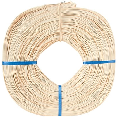 Commonwealth Basket 500 Round Reed Coil, 1 lbs.