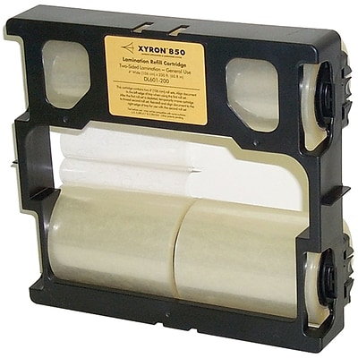 Xyron® 850 8 1/2 x 100 Double Sided Laminate Refill Cartridge
