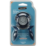 Fiskars® Round the Bend Punch, Squeeze, 1/2