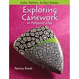 Kalmbach Publishing Book  Exploring Canework In Polymer Clay