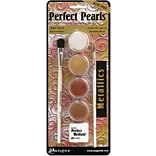 Ranger Perfect Pearls™ Pigment Powder Kits, Metallics