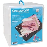 Snapware Snap n Stack Craft Organizer Large Square