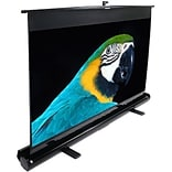 Elite Screens® ezCinema Series 120 Portable Projection Screen; 16:9, Black Casing