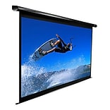 Elite Screens® VMAX2 Series 150 Electric Projection Screen; 4:3, White Casing