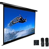 Elite Screens® VMAX2 Series 120 Electric Projection Screen; 16:9, White Casing