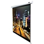 Elite Screens® Spectrum Series 84 Electric Projection Screen; 4:3, White Casing