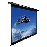 Elite Screens® VMAX2 Series 120 Electric Projection Screen; 16:9, Black Casing