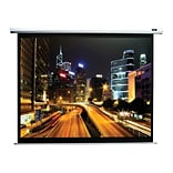 Elite Screens® Spectrum Series 90 Electric Projection Screen; 16:10, White Casing
