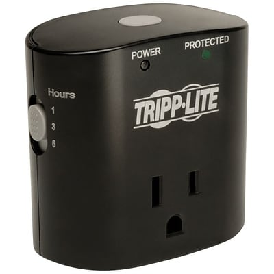 Tripp Lite 1-Outlet 350 Joule Surge Suppressor