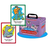 Super Duper® Say and Do® Action Artic Combo Cards, 10/Set
