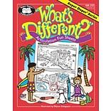 Super Duper® Whats Different? Book, Grades PreK-5