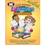 Super Duper® Year-Round Literature for Language and Artic Book