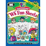 Super Duper® Ask & Answer® WH Fun Sheets, Grades PreK-5