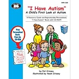 Super Duper® I Have Autism Resource Book and CD-ROM, Grades PreK - 3, 7/Set