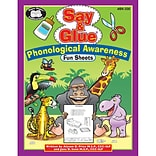 Super Duper® Phonological Awareness Fun Sheets, Grades PreK-5