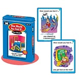 Super Duper® How Would You Feel If Fun Deck Cards