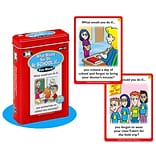 Super Duper® What Would You Do At School If… Fun Deck Cards
