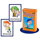 Super Duper® WH Questions At Home Fun Deck Cards