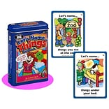 Super Duper® Lets Name Things Fun Deck® Cards
