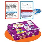 Super Duper® What is the Main Idea? Super Fun Deck® Cards With Secret Decoder