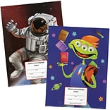 Super Duper® Super 60 Space Age Homework Folder, 10/Pk