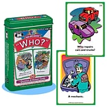 Super Duper® Ask and Answer® Who Cards