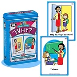 Super Duper® Ask and Answer® Why Cards