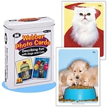 Super Duper® Webber® Photo Deck Cards, Describing Fun With Dogs & Cats