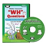 Super Duper® Webber® Interactive WH Questions CD-ROM, Level 1
