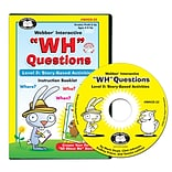 Super Duper® Webber® Interactive WH Questions CD-ROM, Level 2