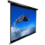 Elite Screens® VMAX2 Series 99 Electric Projection Screen; 1:1, Black Casing
