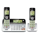Vtech® CS6859-2 DECT 6.0 Cordless Phone; 50 Name/Number