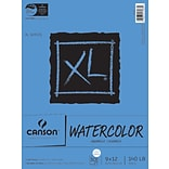 Canson® XL Watercolor 9X12 Paper Pad