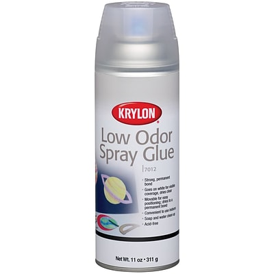 Krylon® Low Odor Spray Glue, 11 oz.