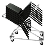 NPS #DY-82 Dolly For 8200 Chair, Chrome
