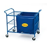 Angeles® Steel Ball Cart, 34 3/4(H) x 25(W) x 45 1/4(L)