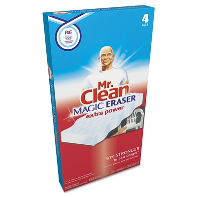 Mr. Clean® Magic Eraser Extra Power, 4/Pack