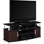 Altra Furniture Cherry Carson TV Stand, OTHER