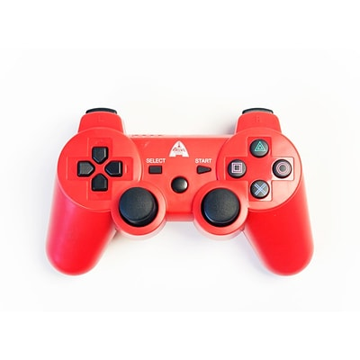 Arsenal Gaming PS3 Wireless Controller; Red