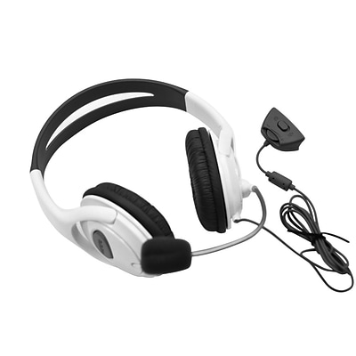 Arsenal Gaming XBox 360 Headset; White