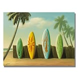 Trademark Fine Art in Rio 35 x 47 Canvas Art