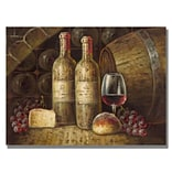 Trademark Fine Art Napa Valley 18 x 24 Canvas Art