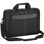 Targus® 12.1 Intellect Notebook Sleeve With Strap; Black