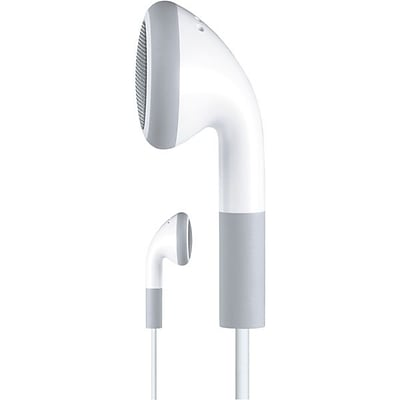 4XEM™ 4XEARIPOD Earphones For iPhone/iPod/iPad; White