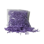 JAM Paper® Shred Tissue Paper Krinkeleen, 2 oz., Purple, Sold Individually (1192475)