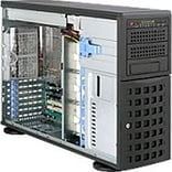 Supermicro® SuperChassis 745TQ-R920B 920 W 4U System Cabinet