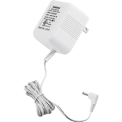 Sangean ADP-H202 AC Adapter For H202 and H201 Shower Radio