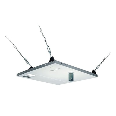 Peerless-AV® CMJ453 2 Pieces Suspended Ceiling Mount Kit; White